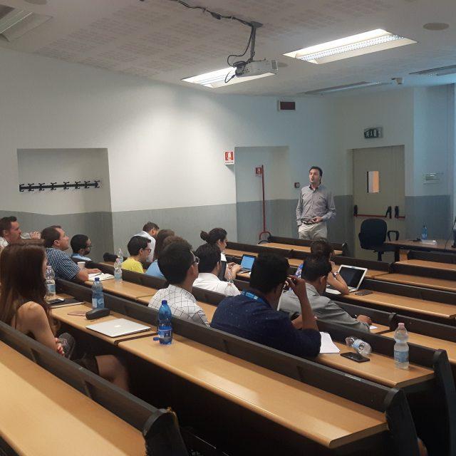 Andrea Ceron's Lecture-2