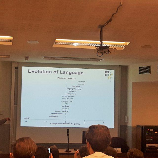 Andrea Ceron's Lecture-3