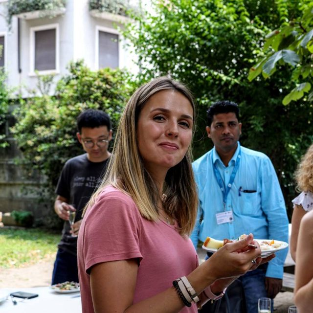 Farewell lunch in the garden-12