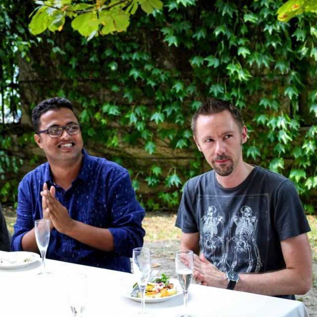 Farewell lunch in the garden-13