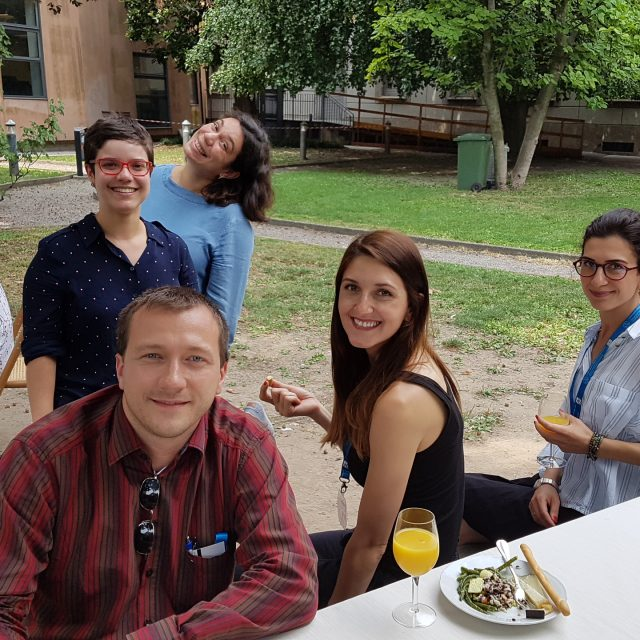 Farewell lunch in the garden-8