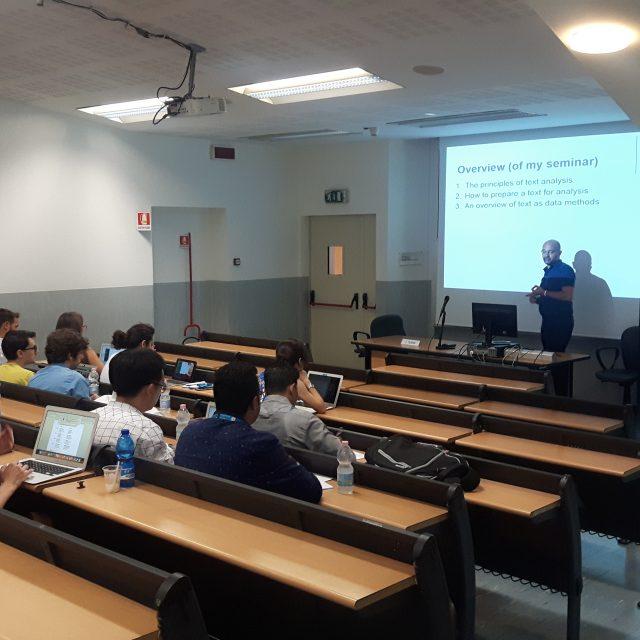 Luigi Curini's Lecture-3