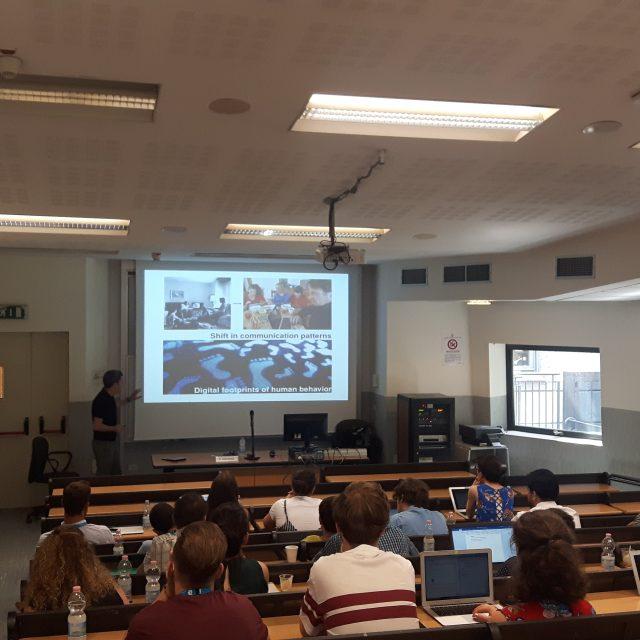 Pablo Barberà's Lecture-1