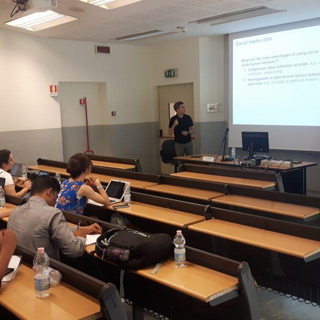 Pablo Barberà's Lecture-2