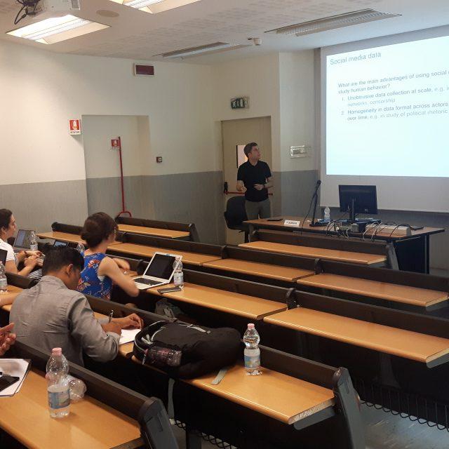 Pablo Barberà's Lecture-3