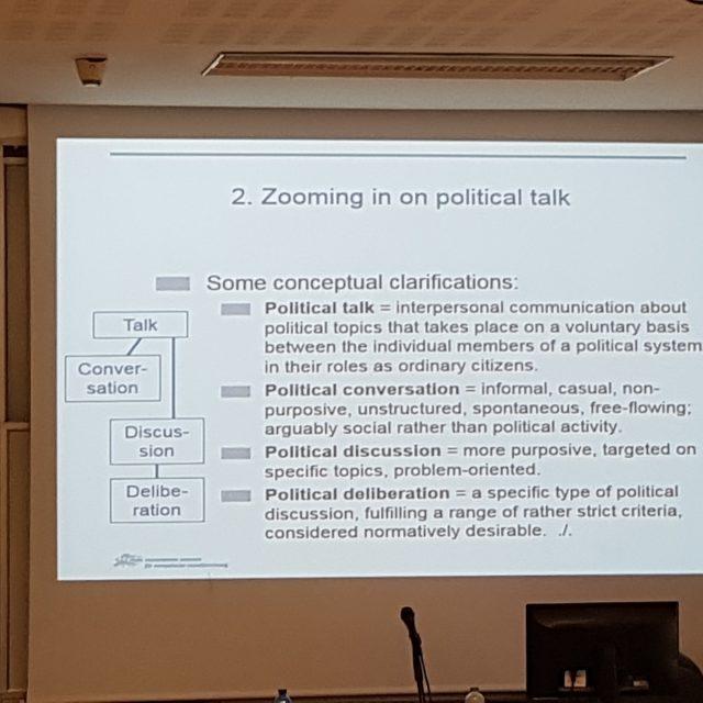 Ruediger Schmitt-Beck's Lecture-4