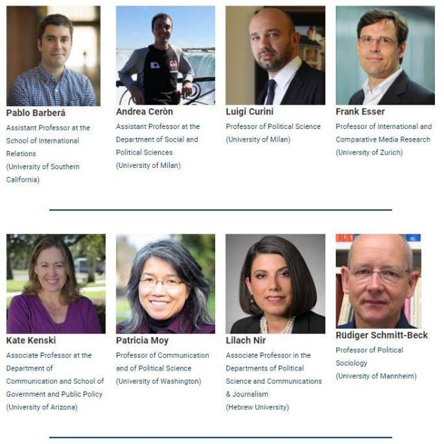 Who's who-Faculty